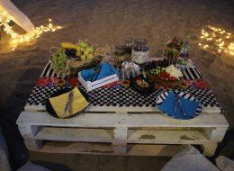 Marriage Proposal Organization At Ayvalık Beach