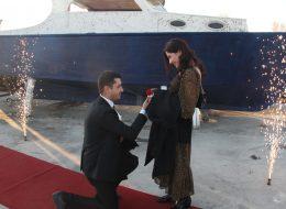 Evlilik Teklifi Organizasyonunda Alternatif Tekneler