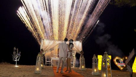 """""""Marry Me"""" 3D Harflerle Evlilik Teklifi Organizasyonu"""