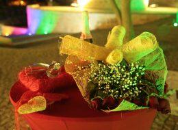 Evlenme Teklifi Organizasyonu Çiçek Süsleme İzmir Organizasyon