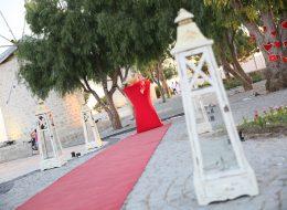 Alaçatı Evlenme Teklifi Organizasyonu Yürüyüş Yolu Süsleme Hazırlıkları İzmir Organizasyon