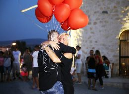 Evlilik Teklifi Organizasyonu Uçan Balon Servisi İzmir