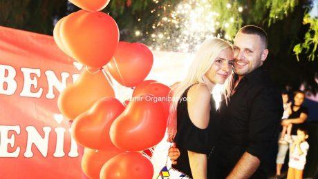 Ankara Evlilik Teklifi Organizasyonu Fikirleri