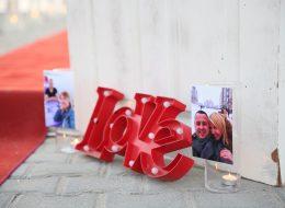 Kumsalda Evlenme Teklifi Organizasyonu Romantik Dekorlar İzmir Organizasyon
