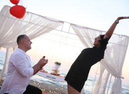 Romantik Evlilik Teklifi Anları İzmir Organizasyon