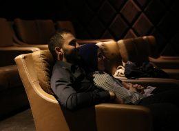 Beyaz Perdede Sinema'da Evlilik Teklifi Organizasyonu Esma & Ali