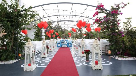 Bodrum Restoranda Evlilik Teklifi Organizasyonu İzmir Organizasyon