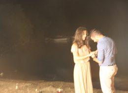 Bodrum Sahilde Evlilik Teklifi Organizasyonu Nur & Murat