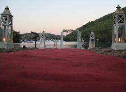 Bodrum Koyda Evlilik Teklifi Organizasyonu İzmir Organizasyon