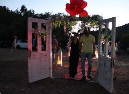 Sürpriz Evlilik Teklifi Organizasyonu İzmir Organizasyon