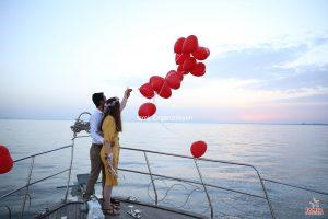 Teknede Evlilik Teklifi Bursa