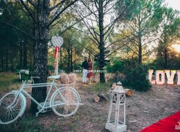 Ormanda Evlilik Teklifi Bursa