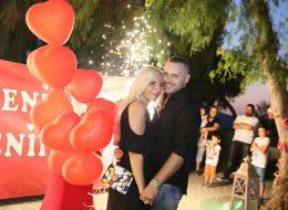 Alaçatı Sürpriz Evlenme Teklifi Organizasyonu İzmir Organizasyon