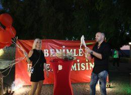 Çeşme Alaçatı Evlilik Teklifi Organizasyonu İzmir Organizasyon