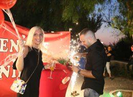Alaçatı Yel Değirmenlerinde Evlenme Teklifi Organizasyonu İzmir Organizasyon