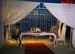 Romantik Evlenme Teklifi Organizasyonu İzmir Organizasyon
