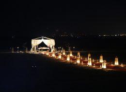 İzmir Kumsal Evlilik Teklifi Organizasyonu Yürüyüş Yolu Süsleme İzmir Organizasyon