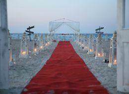 Çeşme Plajda Evlenme Teklifi Organizasyonu Yürüyüş Yolu Hazırlıkları İzmir Organizasyon