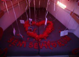 Tekne Süsleme İzmir Organizasyon