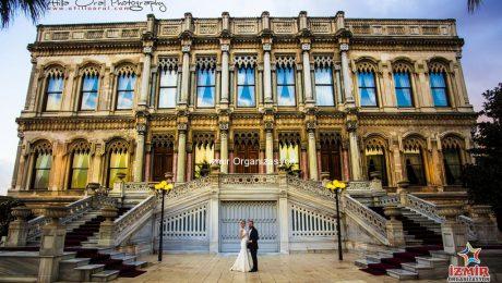 Çırağan Sarayı'nda Evlilik Teklifi Organizasyonu