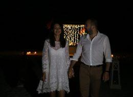 Deniz Kenarında Evlilik Teklifi Organizasyonu İzmir Organizasyon