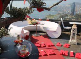 Sürpriz Evlenme Teklifi Organizasyonu Restoran Süsleme İzmir Organizasyon