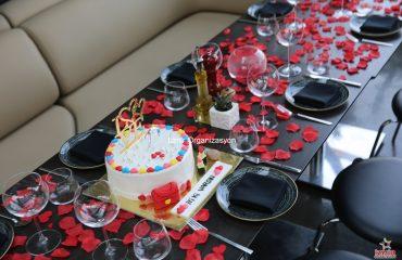 Yetişkin Bayan Doğum Günü Organizasyonu Sürprizleri