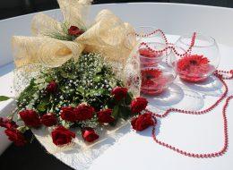 Evlenme Teklifi Organizasyonu Masa Süsleme İzmir Organizasyon