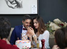 Restoranda Sürpriz Doğum Günü Organizasyonu İzmir Organizasyon