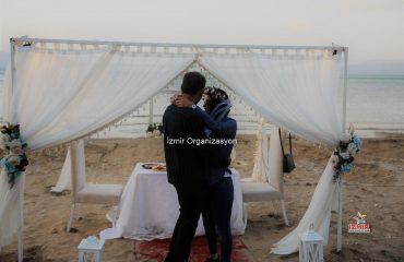 Eğirdir Gölü Evlilik Teklifi Organizasyonu