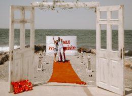 Evlenme Teklifi Pankartı