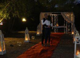 Bodrum Kumsalda Evlilik Teklifi Organizasyonu İlk Dans İzmir Organizasyon