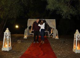 Bodrumda Sürpriz Evlenme Teklifi Organizasyonu İzmir Organizasyon