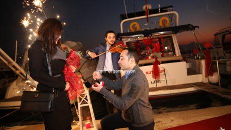 Evlenme Teklifi Mekanları
