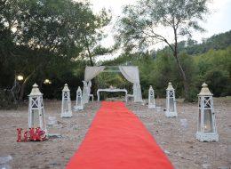 Cennet Koyunda Evlilik Teklifi ve Yemek Organizasyonu İzmir Organizasyon