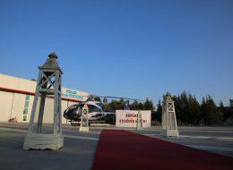Helikopterde Evlenme Teklifi Organizasyonu İzmir