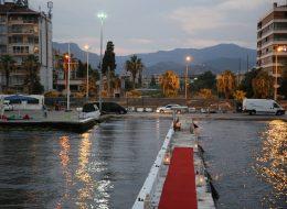 İzmir Helikopterde Evlilik Teklifi ve Yemek Organizasyonu İzmir Organizasyon