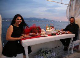 Sürpriz Yemek Organizasyonu İzmir Organizasyon