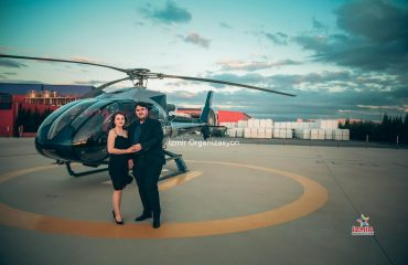 Issız Adada Evlilik Teklifi Organizasyonu Çamay & Çağan
