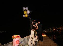 Helikopterde Sürpriz Evlilik Teklifi Organizasyonu
