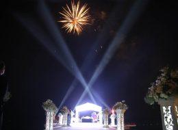 Evlilik Teklifi Organizasyonu Havai Fişek Gösterisi İzmir