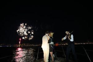 İstanbul Evlenme Teklifi Organizasyonu Yat Paketi