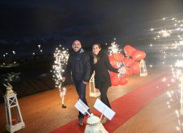İstanbul'da Sürpriz Evlenme Teklifi Organizasyonu
