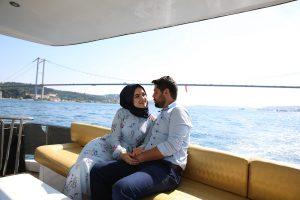 İstanbul Boğazında Yatta Evlenme Teklifi Organizasyonu Fikirleri