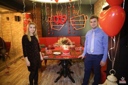 Kafede Evlilik Teklifi Organizasyonu