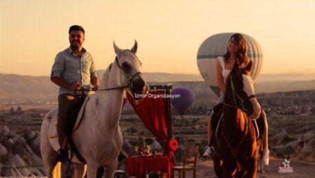 Kapadokya Evlilik Teklifi Organizasyonu