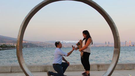Kumsalda Evlilik Teklifi Organizasyonu Paketi