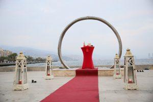 Karşıyaka Yüzük'te Evlilik Teklifi Organizasyonu Paketi