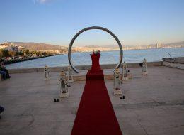 Karşıyaka Yüzük'te Evlilik Teklifi Organizasyonu İzmir Organizasyon