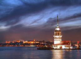 Kız Kulesi'nde Evlenme Teklifi Organizasyonu İzmir Organizasyon